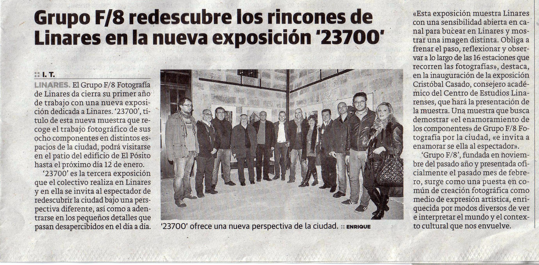 """Diario Ideal - """"23700"""""""