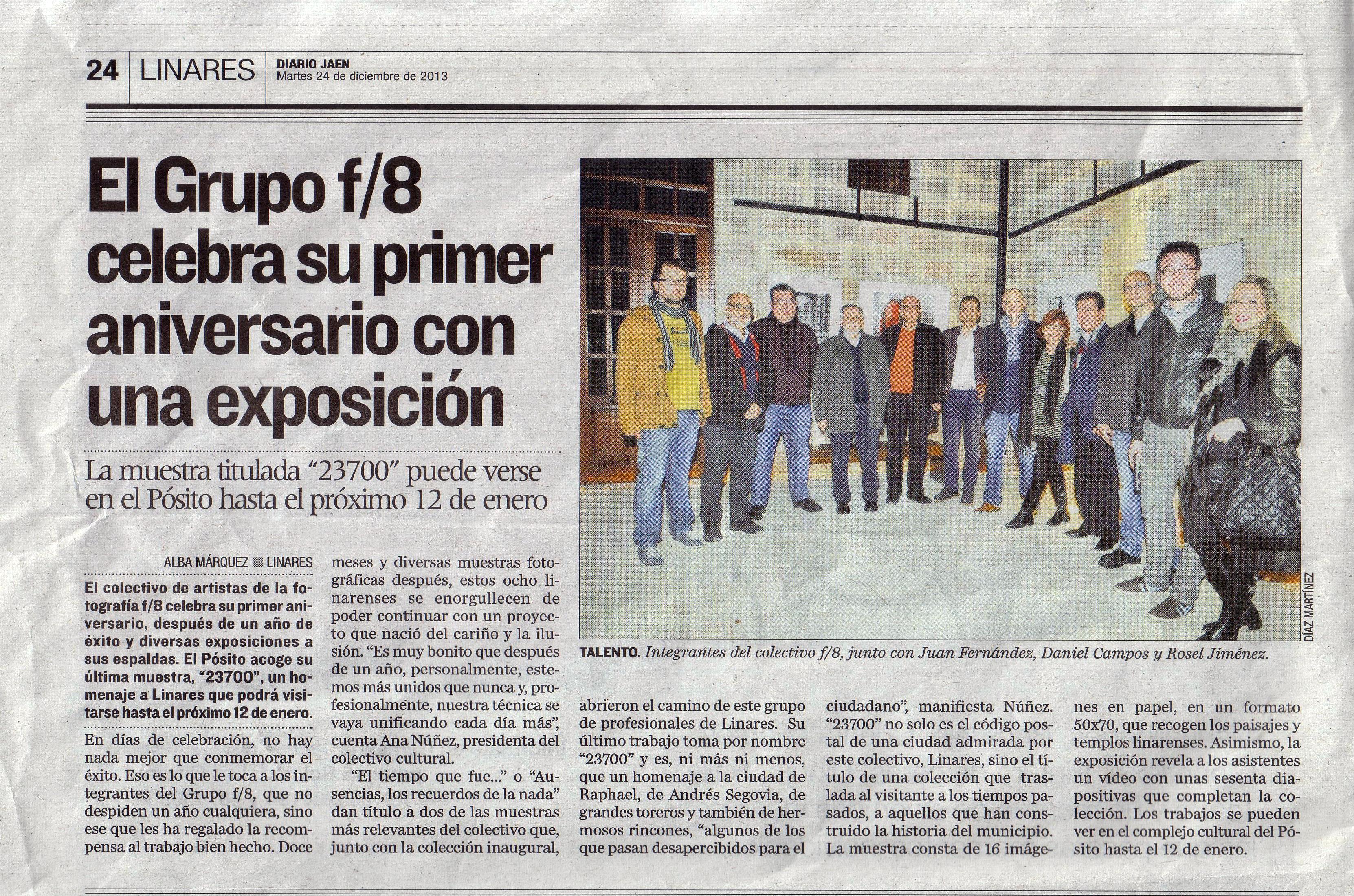 """Diario Jaén - """"23700"""""""