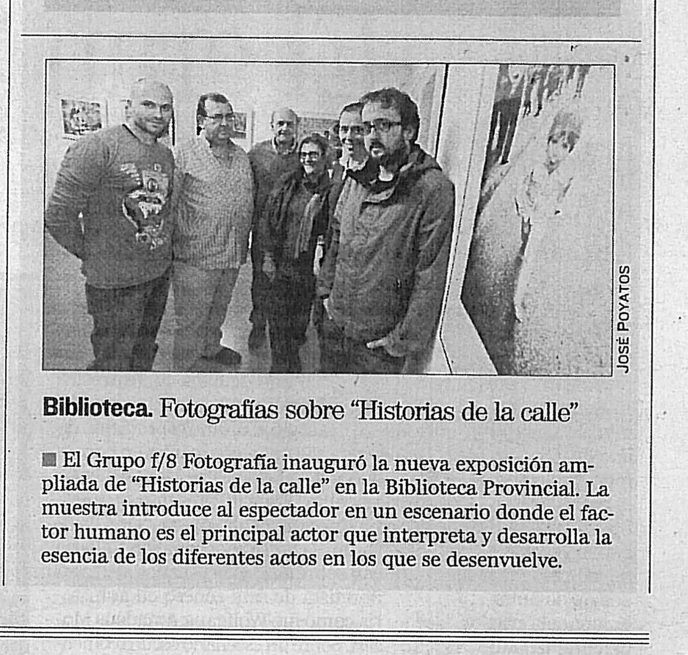 """Diario Jaén - """"Historias de la calle"""""""