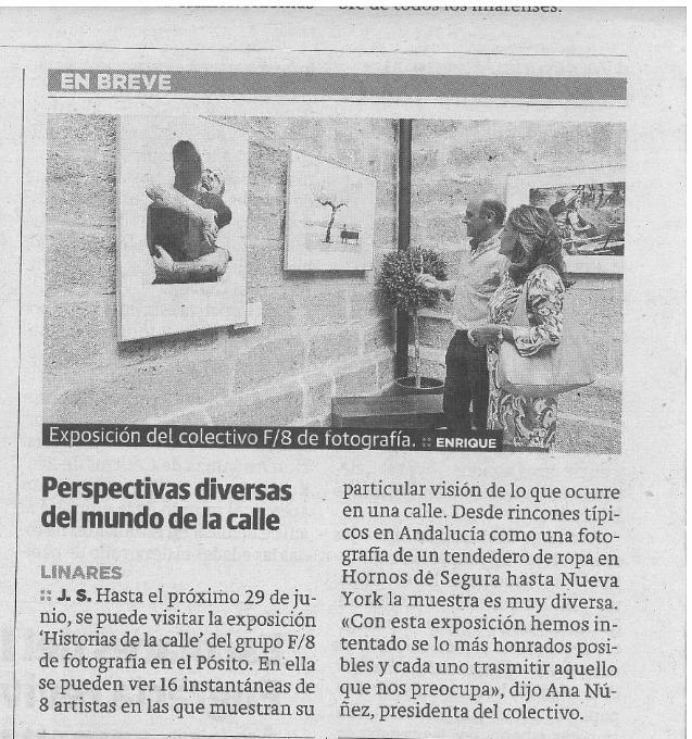 """Diario Ideal - """"Historias de la calle"""""""
