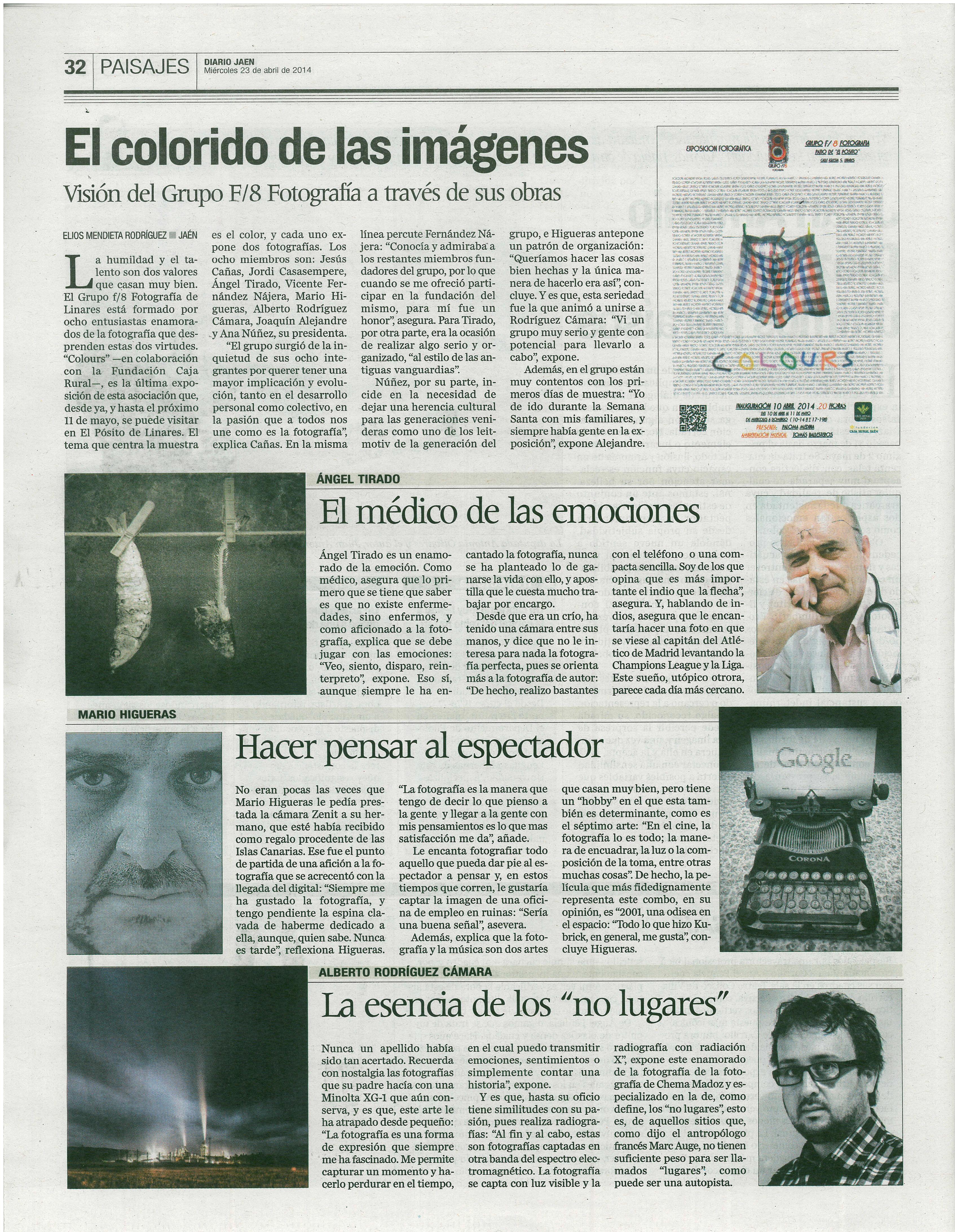 Diario Jaén - Suplemento (I)