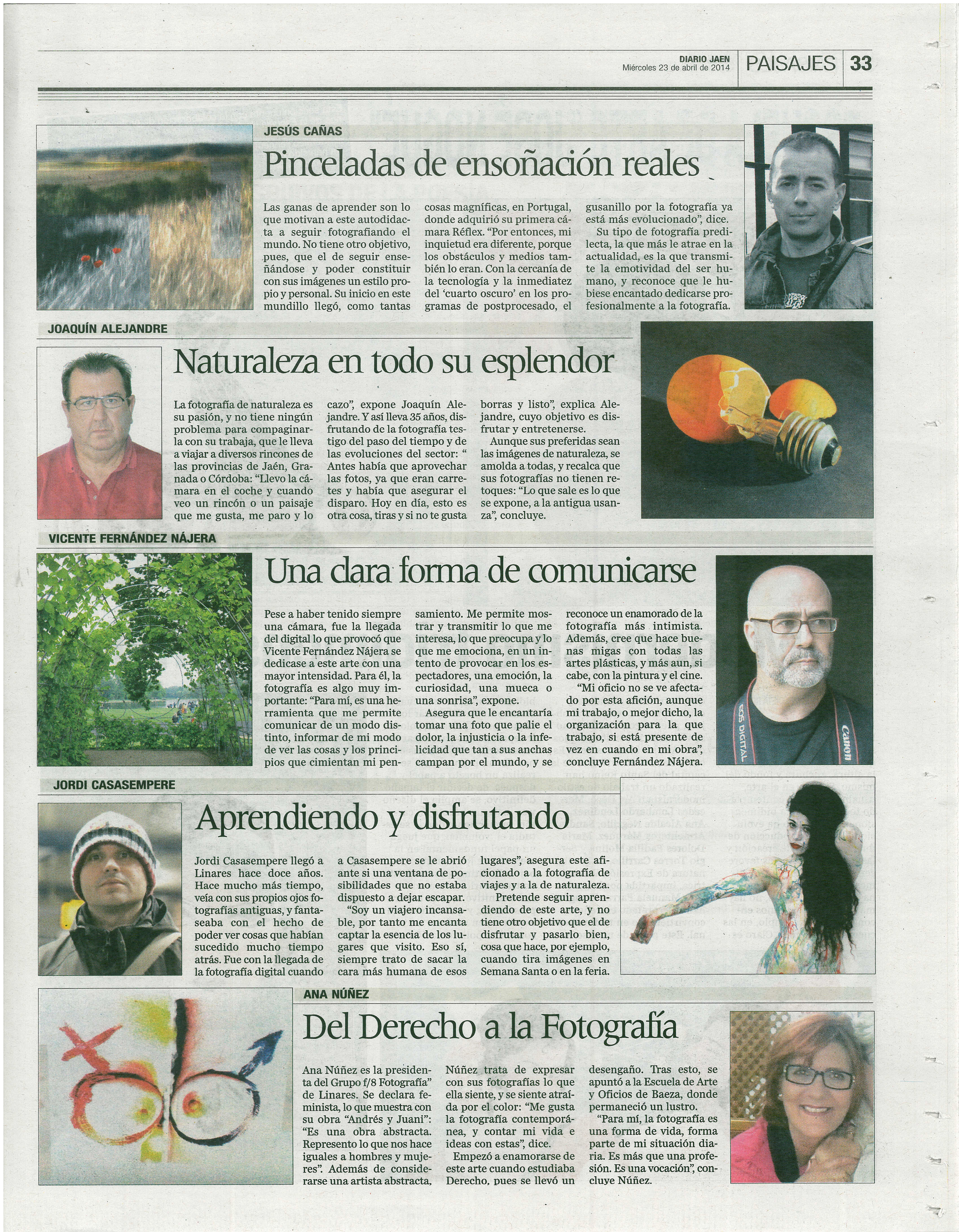 Diario Jaén - Suplemento (II)