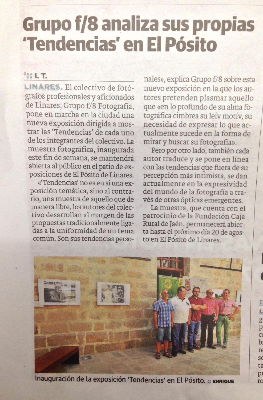 """Diario Ideal - """"Tendencias"""""""