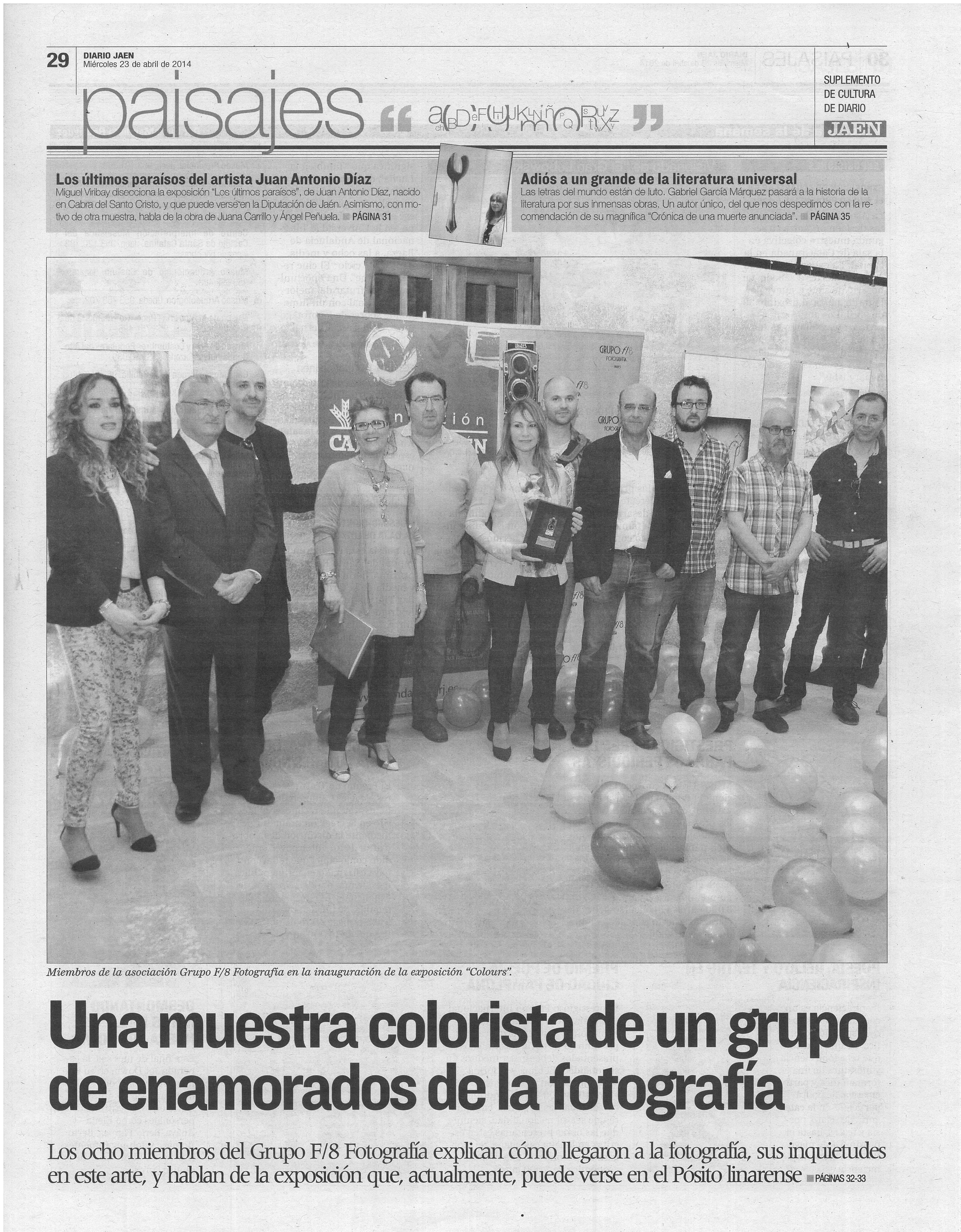 """Diario Jaén - """"Colores"""""""