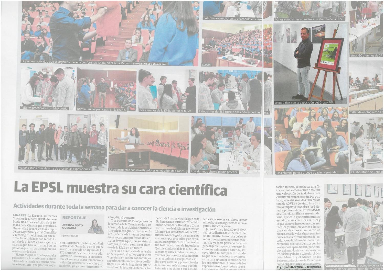 """Exposición """"Semana de la Ciencia"""""""