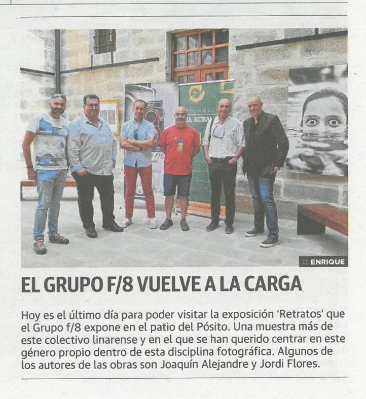 """Exposición """"Retratos"""""""