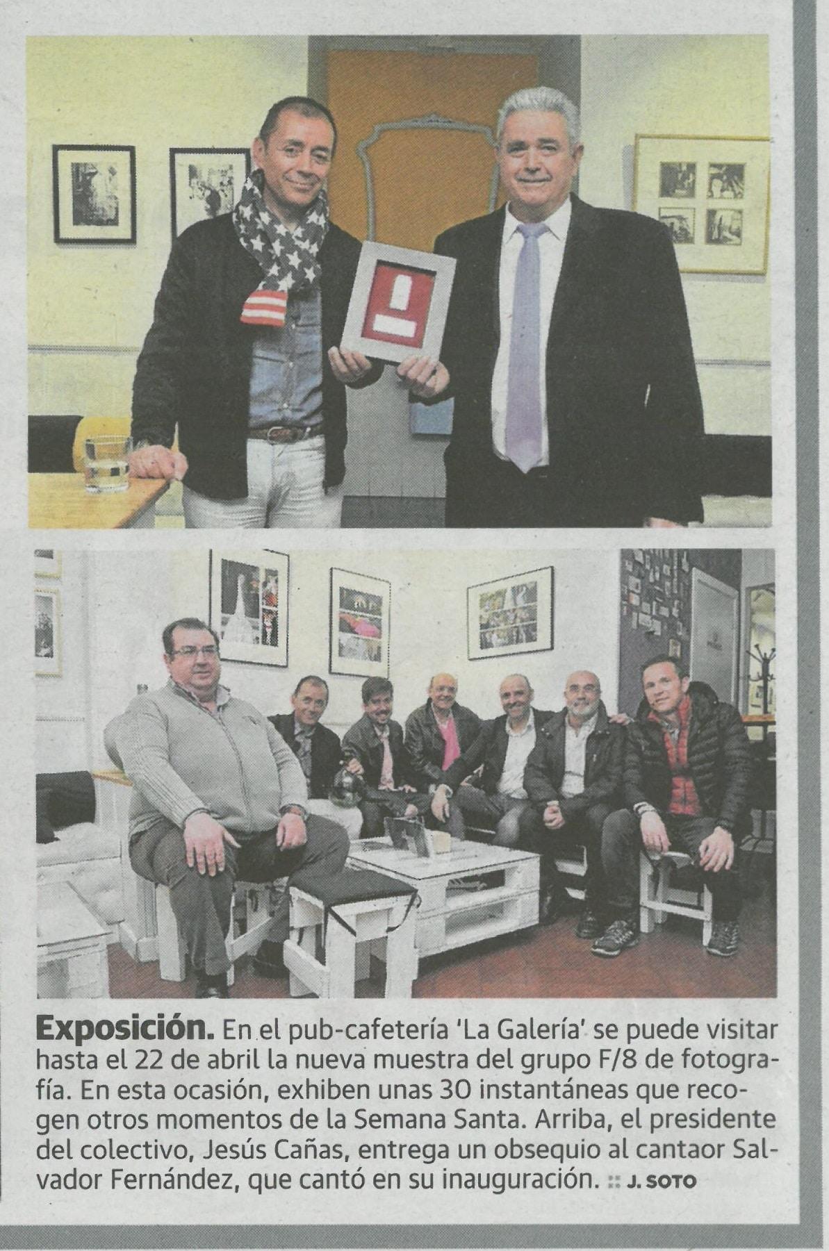 """Exposición """"La otra Semana Santa"""""""